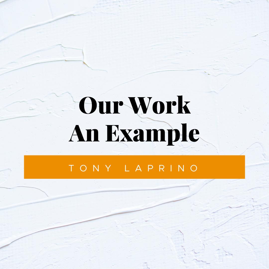 An Example of What We Do: Tony LaPrino | KazCM Podcast Production