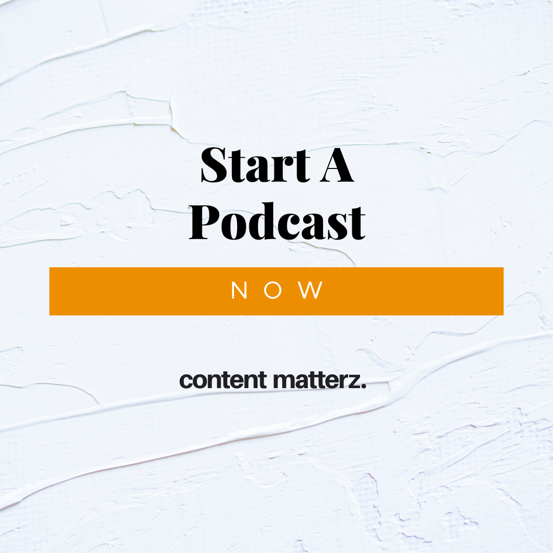 Start a Podcast, Now | Podcast Production Company | CLT North Carolina