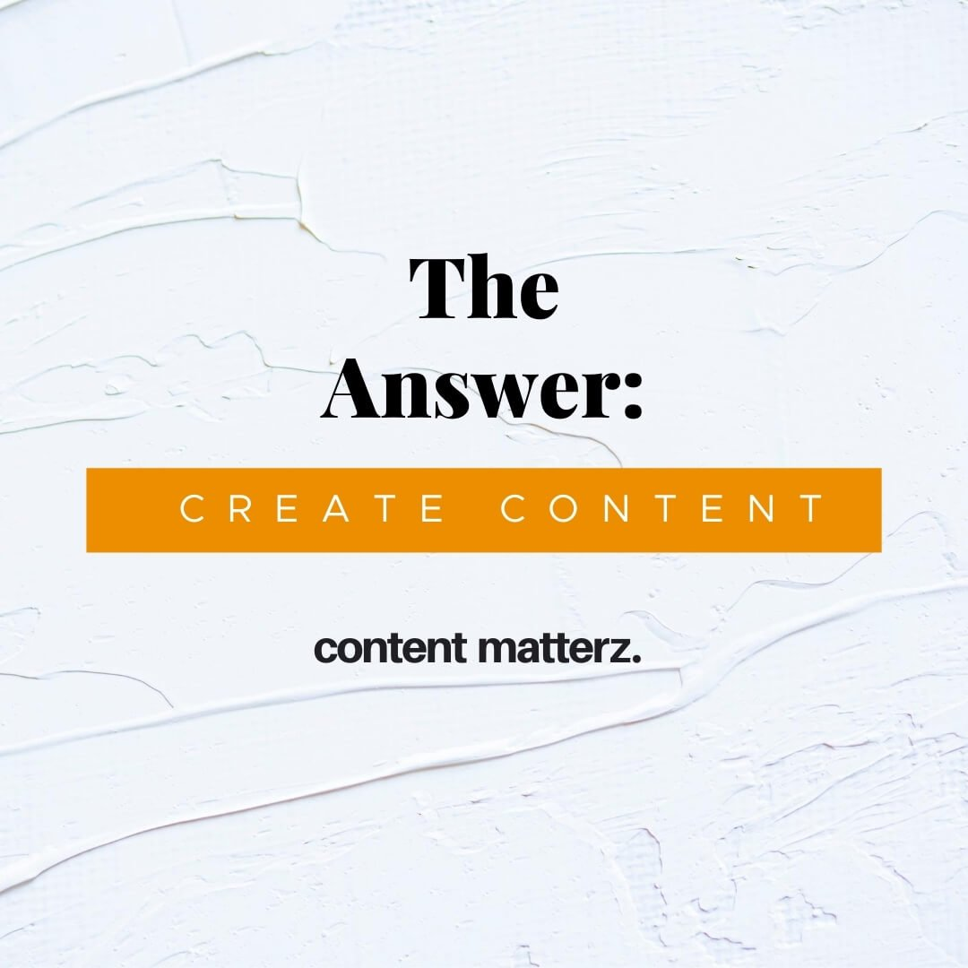 Why Do Brands Create Content