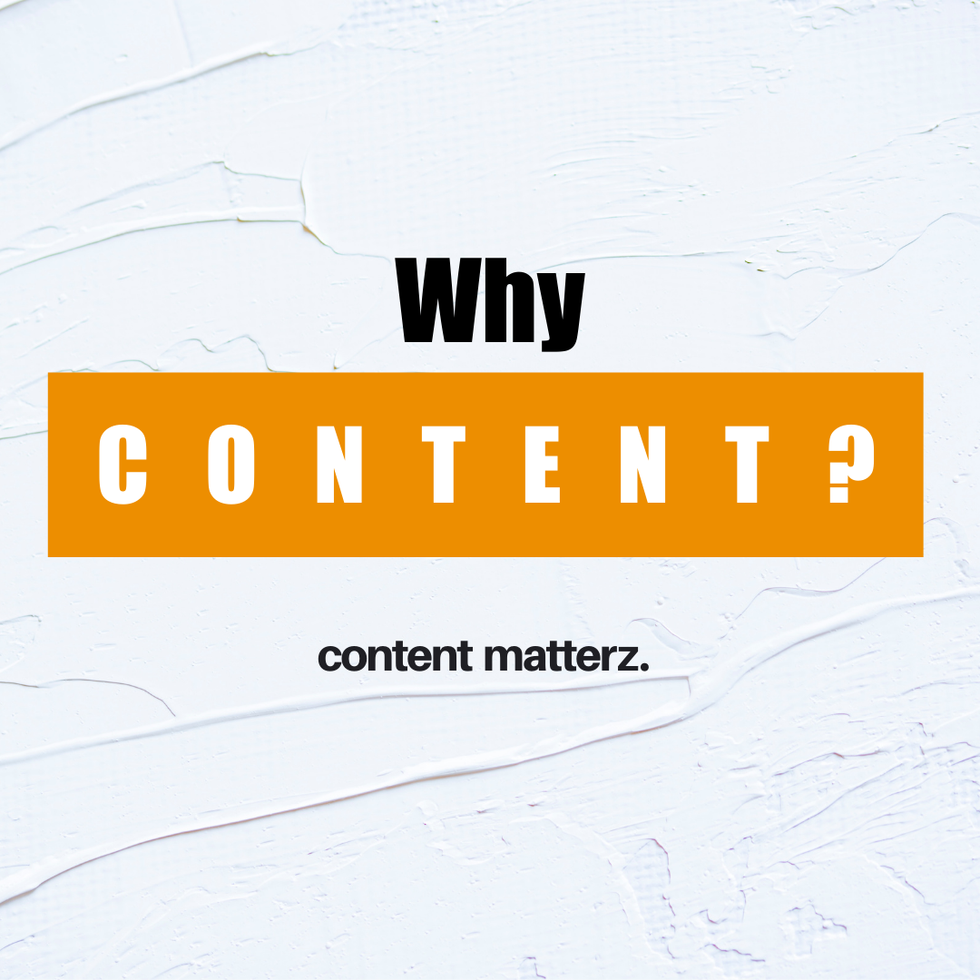 Why Content?   KazCM   Content Marketing Agency