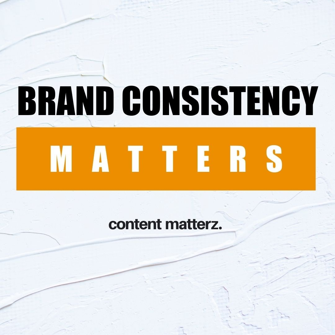 brand consistency matters | KazCM branding company