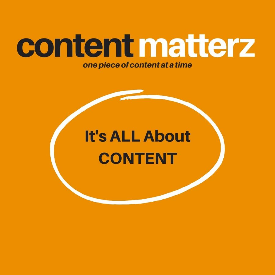 about content | Content Matterz Podcast by KazCM
