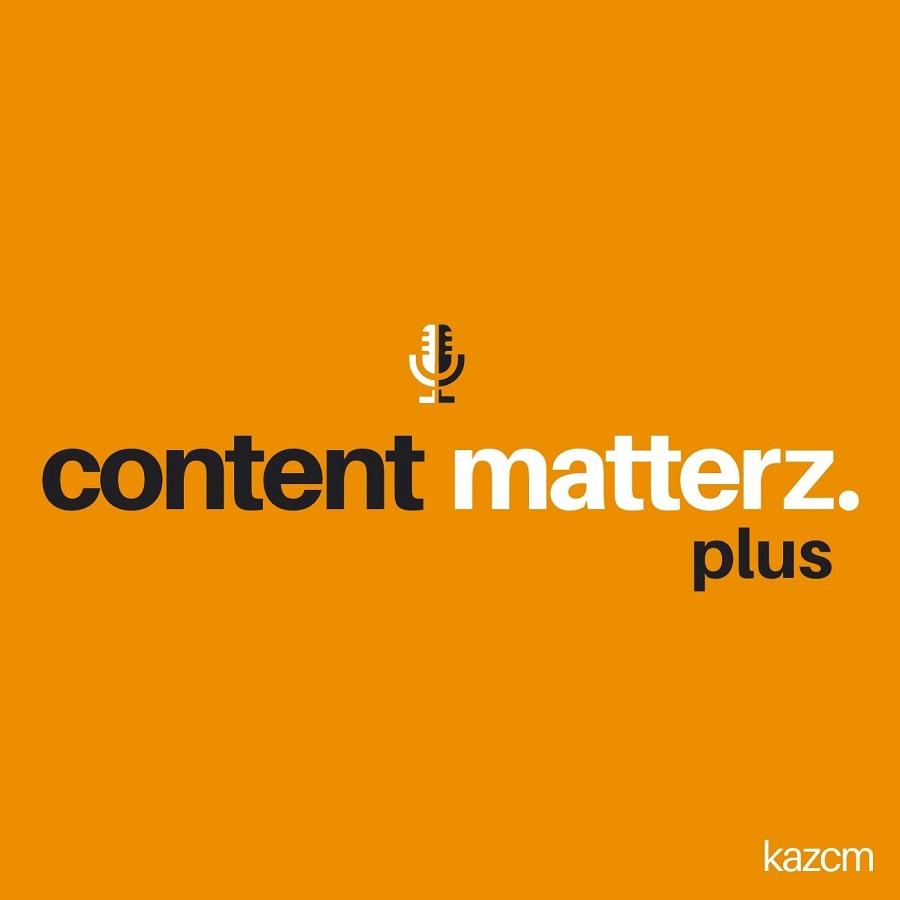 Content Matterz Plus   Writers Need Editors