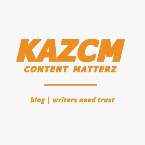 Writers Need Trust | Content Matterz blog